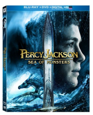 Percy Jackson: Sea Of Monsters (Blu-ray/DVD + DigitalHD) Just $9.49 Down From $40!