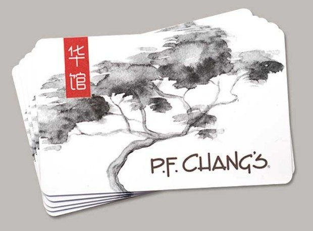 P.F. Chang's $50 Email Gift Card Only $40!