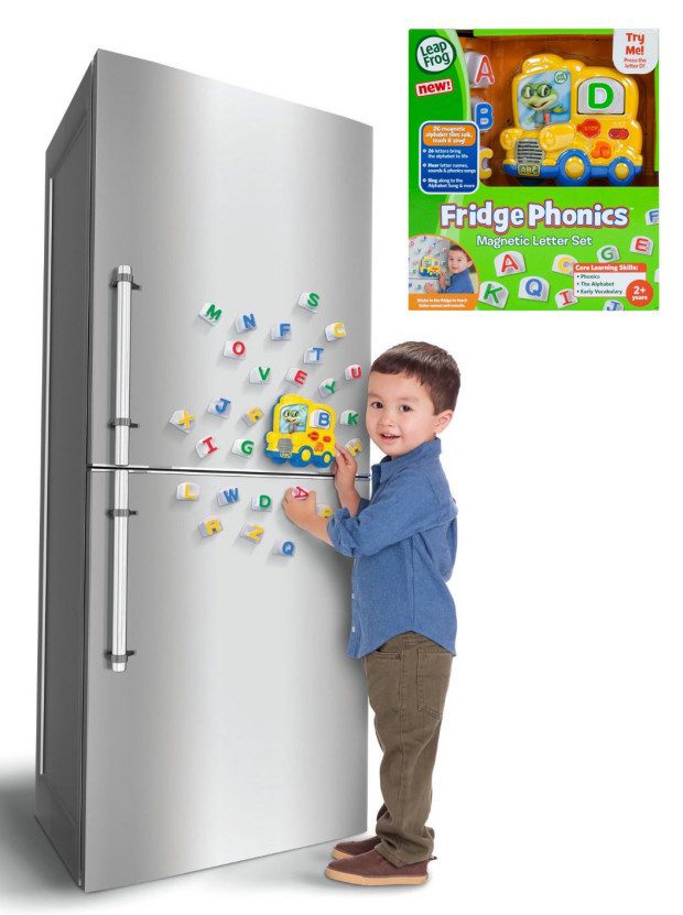 LeapFrog Fridge Phonics Magnetic Letter Set Only $11.26! (Reg. $20)