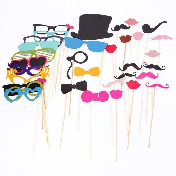 Photo Booth Props Only $7.33!