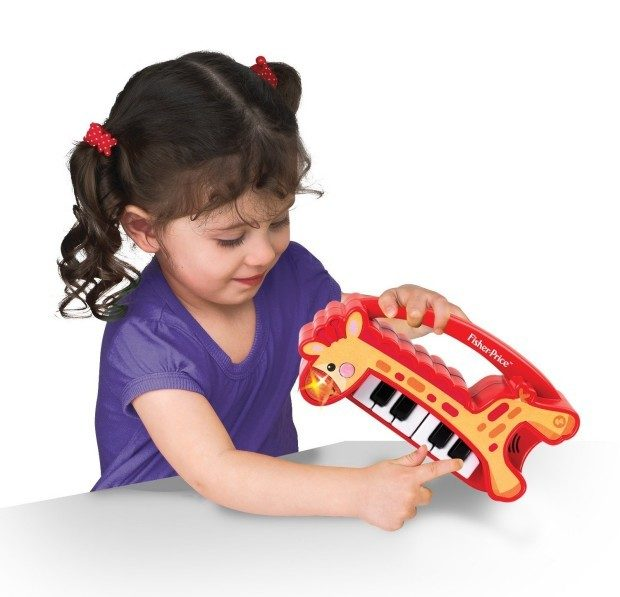 Fisher Price My First Real Piano Toy Only $3.94! (Reg. $10)
