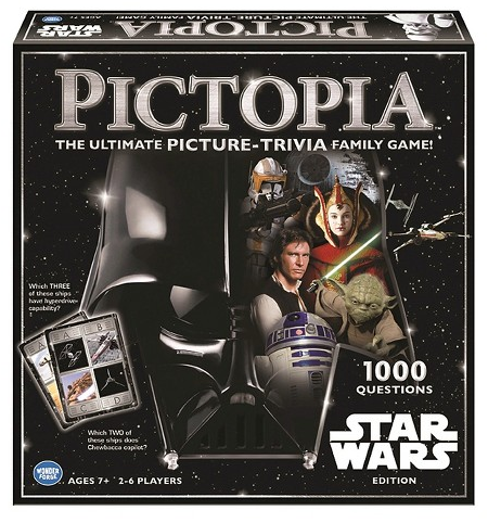 Star Wars Pictopia Trivia Game Only $14.99 Shipped!