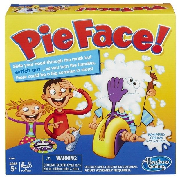 Pie Face Game Just $14.98! (Reg. $20)