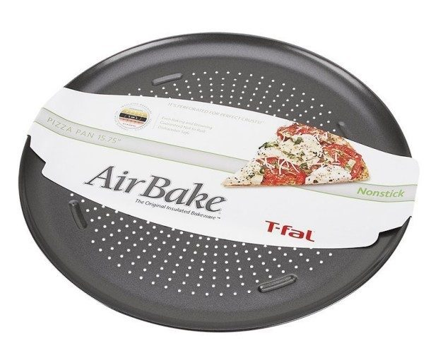 AirBake Nonstick Pizza Pan Just $7.99! (reg. $20)