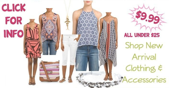 Shop New Arrival Clothing & Accessories Under $25! Shorts Start At $9.99!