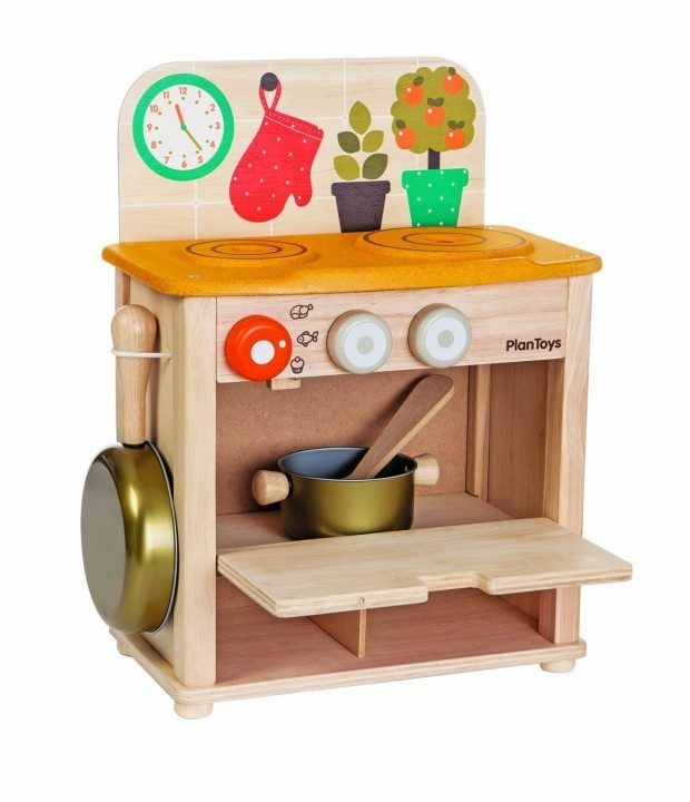 Plan Toys Kitchen Set Only $37.50! (reg. $75!)