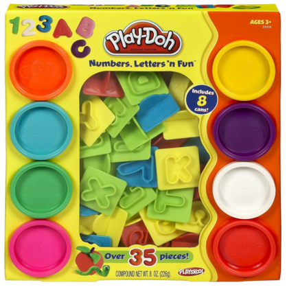 Play-Doh Numbers Letters N Fun Art Toy Just $6 Down From $12!