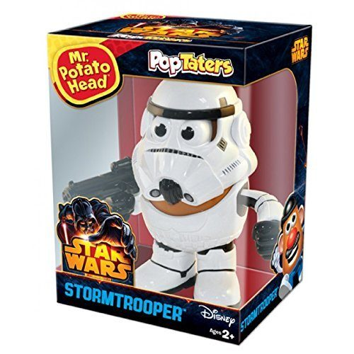 Mr. Potato Head Star Wars Storm Trooper Just $18.97!