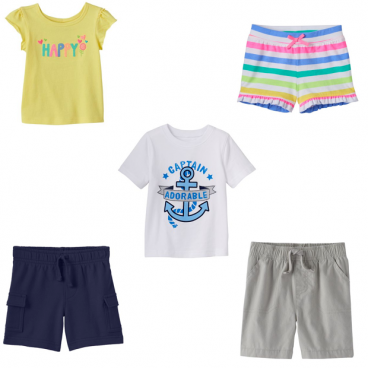 Baby Top & Bottoms Just $4! (Reg. $12)