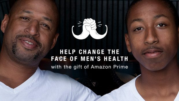 Give Dad The Gift Of Prime And Support Men's Health!