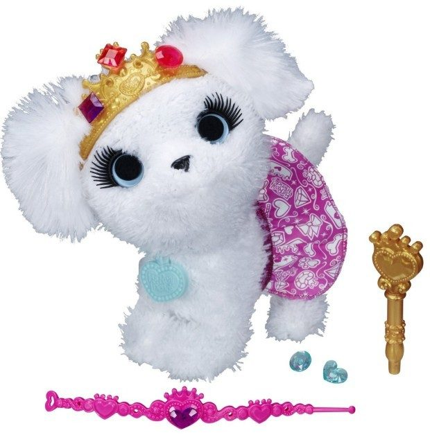 Real Friends Pets Design 'n Style Princess Pup Pet Only $12.03!