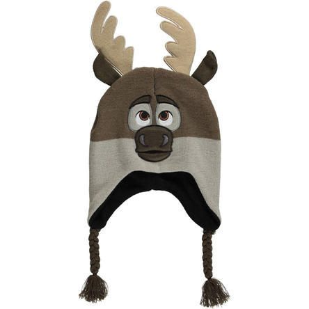 "Disney Frozen ""Sven Face"" Beanie Just $8.99! Down From $22!"
