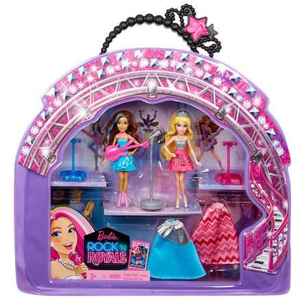 Mattel Barbie in Rock 'n Royals Play Set Just $9.98! Down From $19.99!