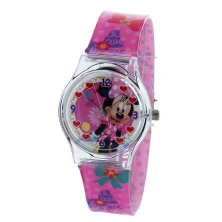 Disney Minnie Mouse Watch Just $9.99! Down From $50!