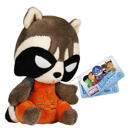 "Funko Marvel Mopeez Funko 5"" Plush Rocket Racoon Just $5.19! Down From $21.97!"