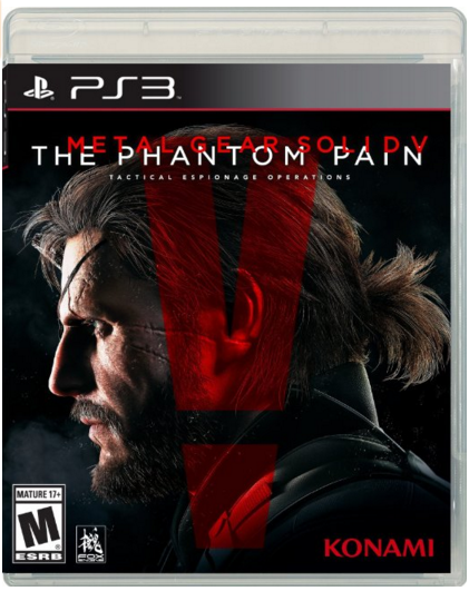 Metal Gear Solid V: The Phantom Pain - PlayStation 3 Just $16 Down From $50!
