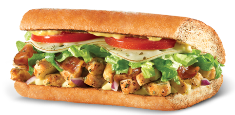 Quiznos: $1 OFF ANY Sub or Large Salad Coupon!
