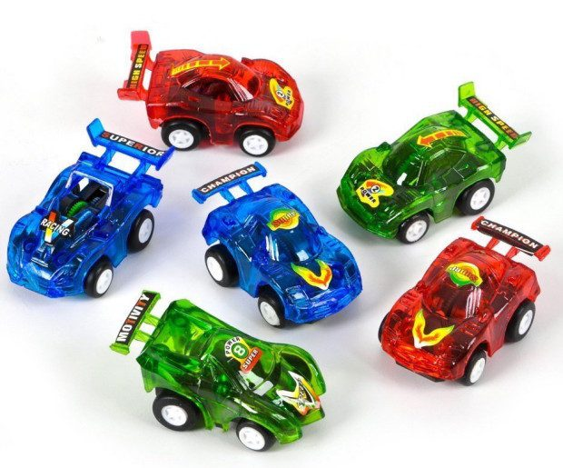 12 Pull Back Racer Cars Now Only $6.11! (Reg. $10)