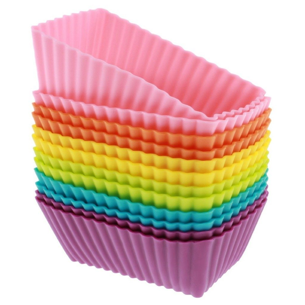 Rectangular Silicone Baking Cups Just $7.99 + FREE Shipping!