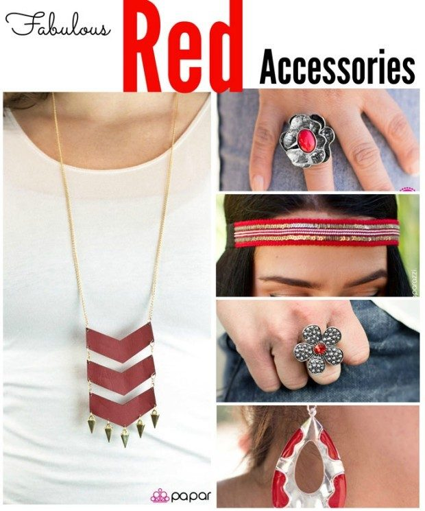 Fabulous Red Accessories