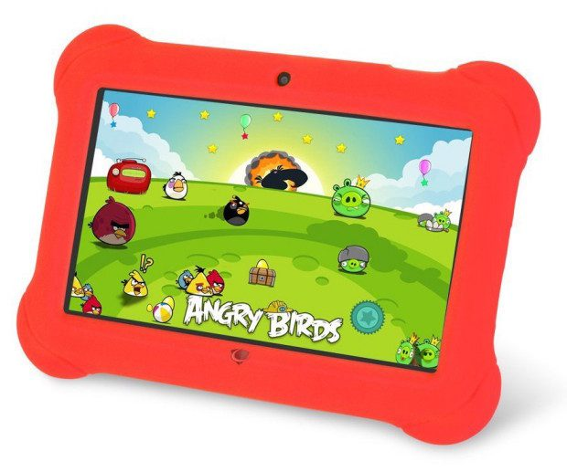 Orbo Jr. Android Wi-Fi Tablet Special Kids Edition Just $49.95! (Reg.$200!)