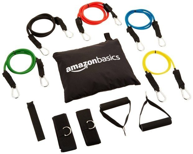Resistance Band Set Just $17.52!  (Reg. $25)
