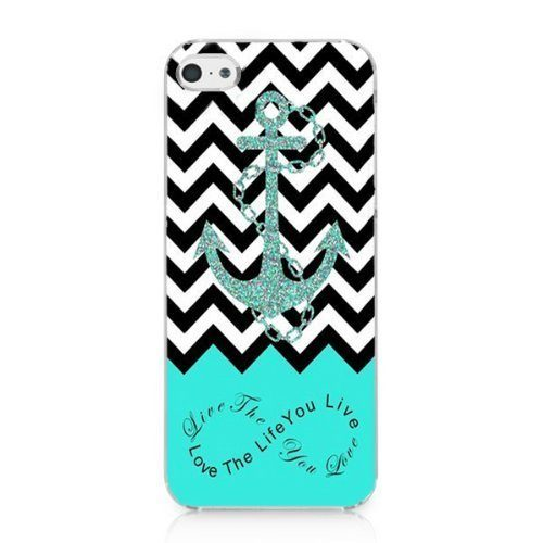 Retro Chevron Anchor iPhone 4/4S Case Only $2.27!