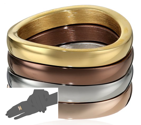 Stackable Ring Set Only $20.73!