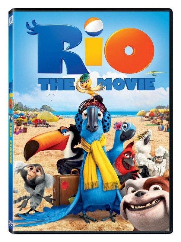 Rio on DVD Only $4.99 (Reg. $29.98)!