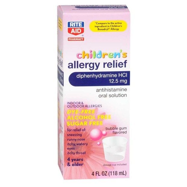 FREE Children's Allergy Relief At Rite Aid!