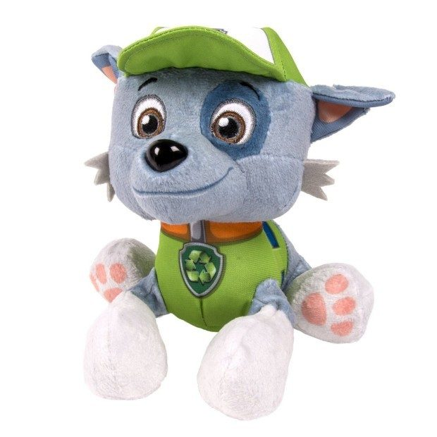 Paw Patrol - Plush Pup Pals- Rocky Toy $5.29 + FREE Shipping!