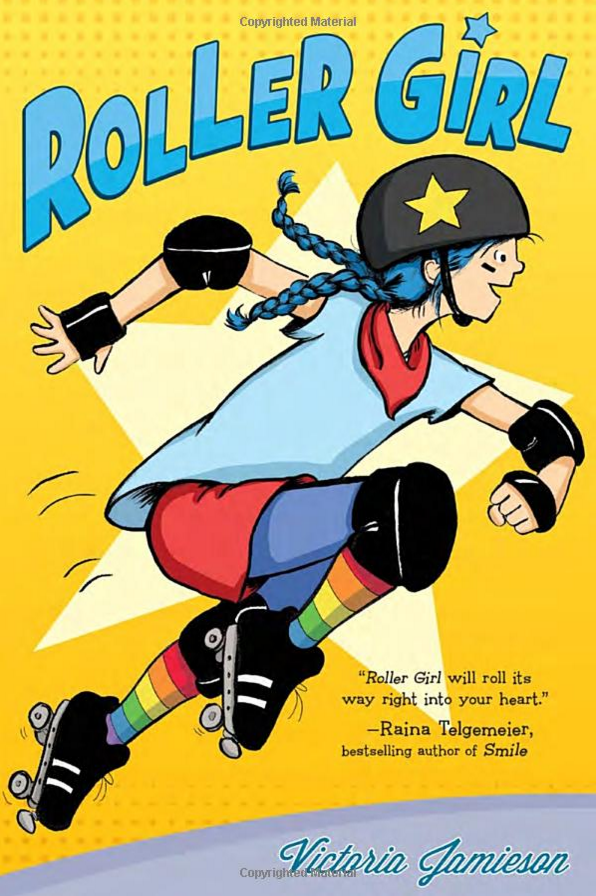 Roller Girl Paperback by Victoria Jamieson Just $7.80! (reg. $13)
