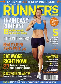FREE 3-Month Runner's World Magazine Subscription!