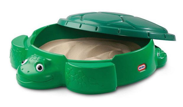 Little Tikes Turtle Sandbox Only $44.99!
