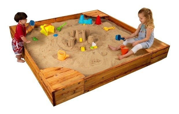 Holiday Gift Idea: Kidkraft Backyard Sandbox Just $129! Down From $300!