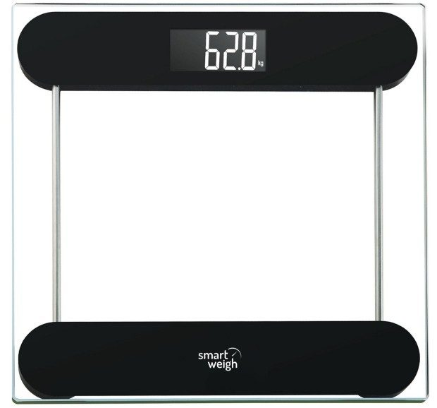 Smart Weigh Precision Digital Bathroom Scale Only $13.72!