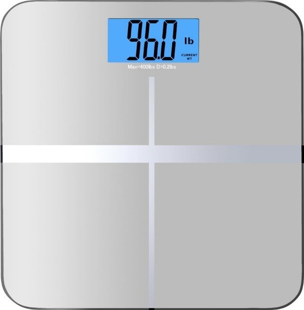 High Accuracy Premium Digital Bathroom Scale Only $14.95! (Reg. $80!)