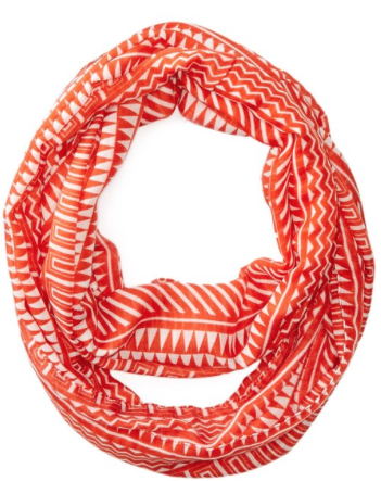 Bold Eternity Scarf Only $13.59!