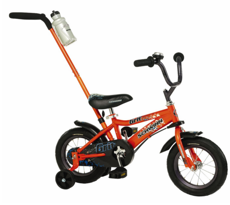 Schwinn Boys' 12-Inch Grit Bike Just $64 Down From $120!