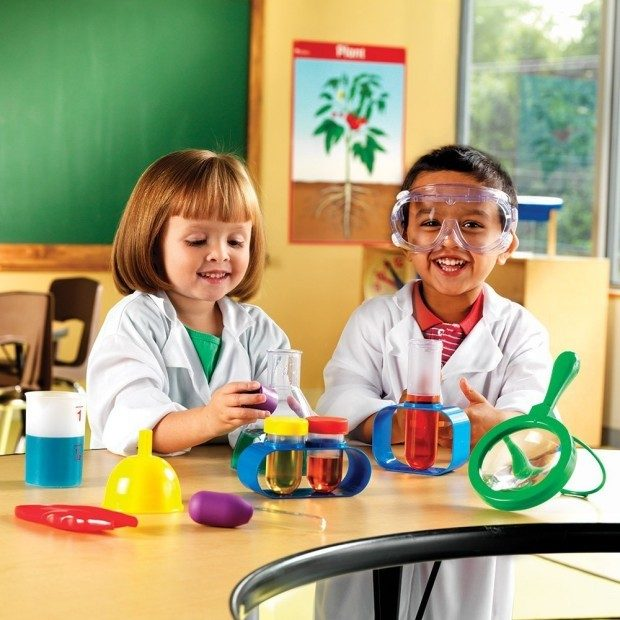 Learning Resources Primary Science Lab Set Only $14.39!