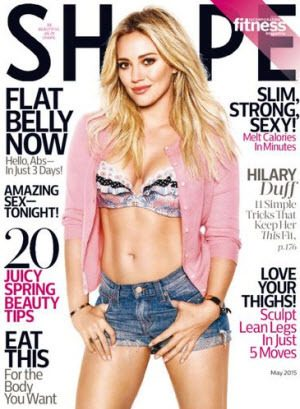 FREE 1-Year Shape Magazine Subscription!