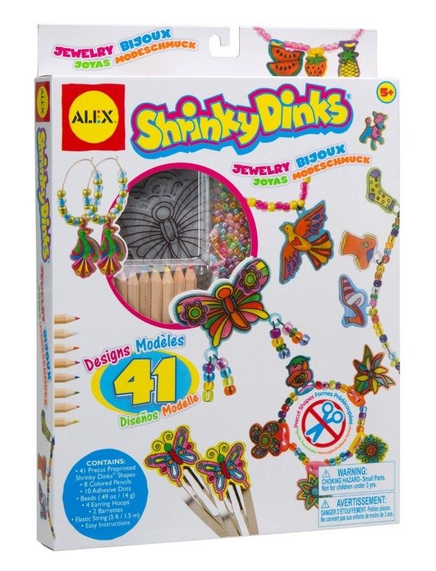 Shrinky Dinks Jewelry Only $8.65!