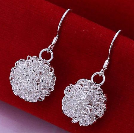 Silver Plated Dangle Earrings Only $3.05 + FREE Shipping!