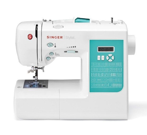 SINGER Stylist 100-Stitch Computerized Sewing Machine Was $300 Now Just $124.99!