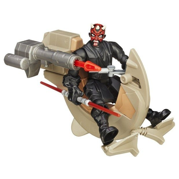 Star Wars Hero Mashers Sith Speeder and Darth Maul Just $7.07 (Reg $22)!