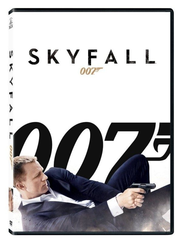 Skyfall on DVD Only $2.99 SHIPPED!
