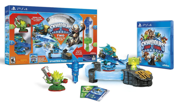 Skylanders Trap Team Starter Pack - PlayStation 4 Just $13.50 Down From $55!