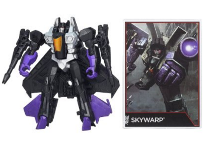 Transformers Generations Combiner Wars Legends Class Skywarp Figure Just $4.04 Down From $11!