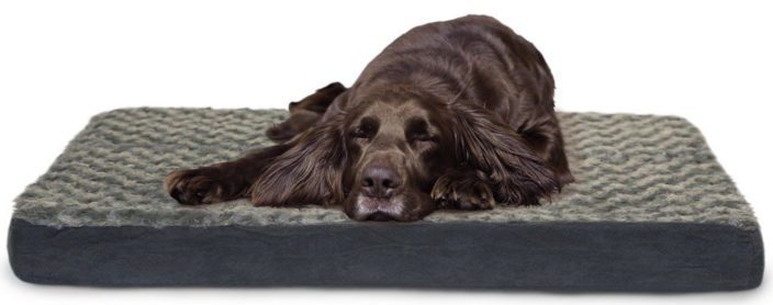 FurHaven Egg-Crate Orthopedic Pet Bed $31! (Reg. $41)