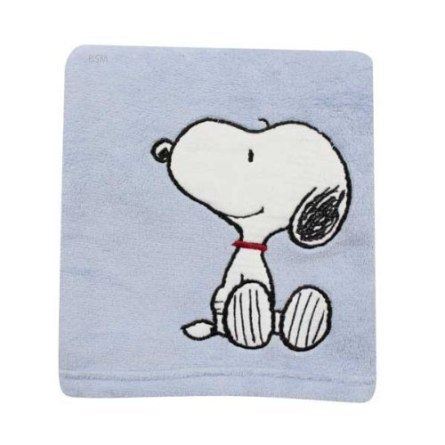 Bedtime Originals Hip Hop Snoopy Blanket Just $13.14!
